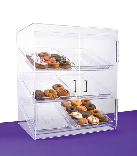 Large Donut Display | Pastry Cabinet | BF6TC