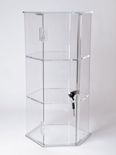 "18"" Locking Hexagonal Cases 