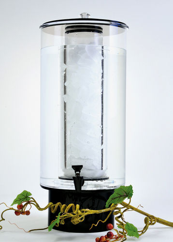 3 Gallon Drink Dispenser with Ice Tube | Juicer with Ice Tube | 880-1765