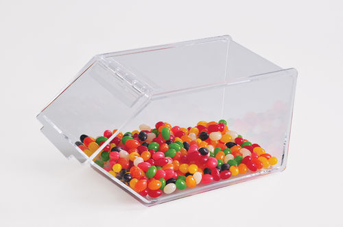 Small Bins | Stacking Bins for Candy | Candy Bins in 3 Sizes