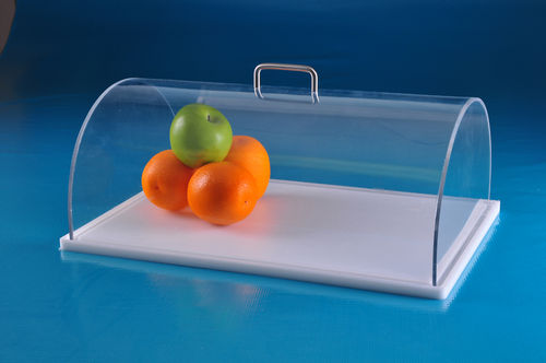 Domed Food Cover with Cutting Board Base | Serving Board | 880-1970