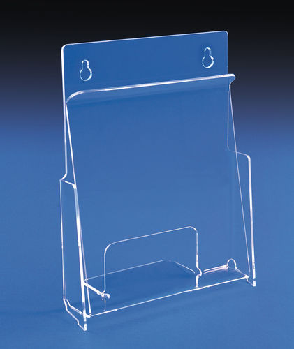 Hold Down Style Brochure Holders for Trifold, 8-1/2 x 11s, or Half Sheets - HTF