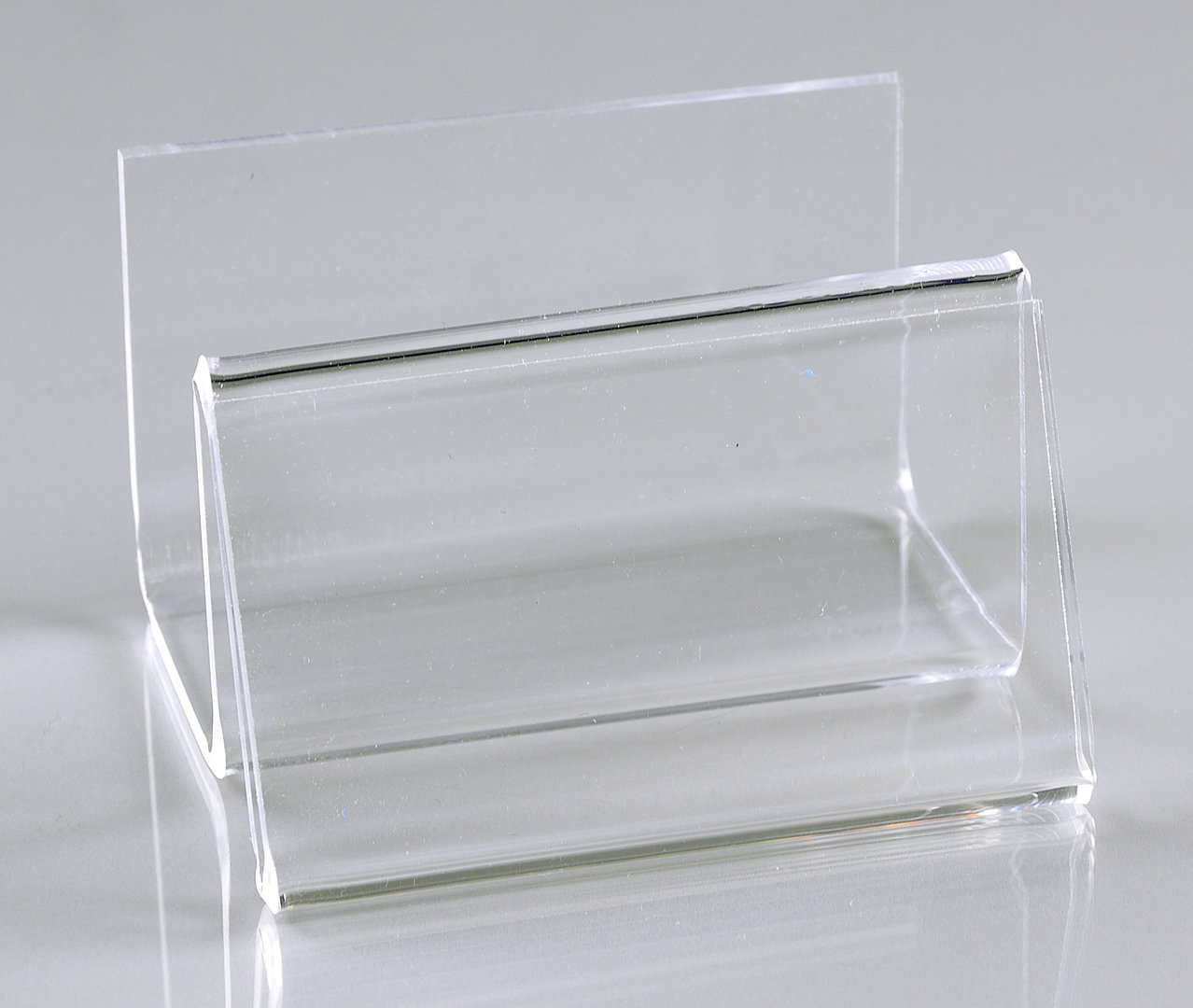 Display Front Handmade Business Card Holder BC9 - CHOICE ACRYLIC ...