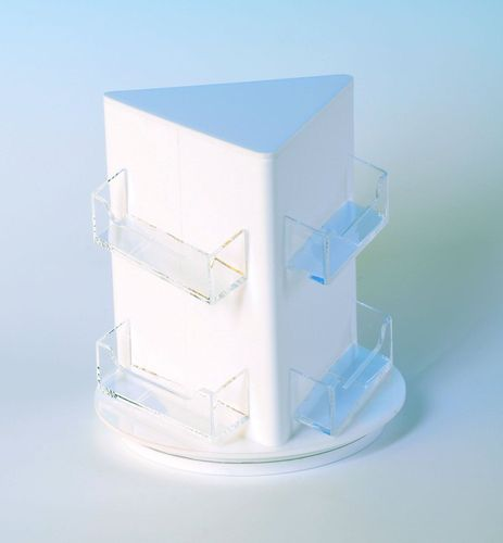 Revolving Multi-Pocket Business Card Holders - 2 sizes