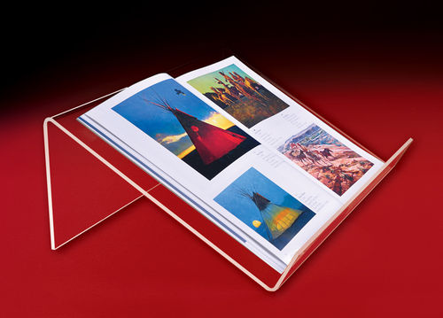 Laid Back Book Easel |