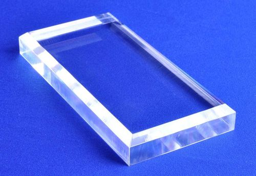 "3/4"" Thick Rectangular Top Beveled Bases"