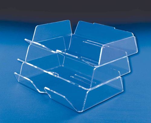 Stacking Paper Trays for Office - PTSK